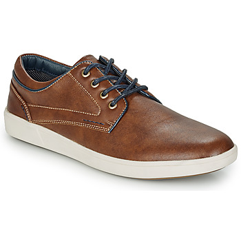 Sapatos Homem Sapatos André CHAINE Camel