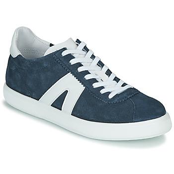 Sapatos Homem Sapatilhas André GILOT Azul