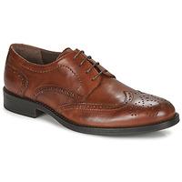 Sapatos Homem Sapatos André NORY Castanho