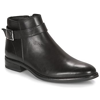 Sapatos Homem Botas baixas André NORDY Preto