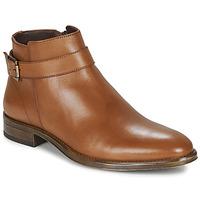 Sapatos Homem Botas baixas André NORDY Conhaque