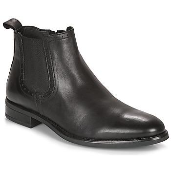 Sapatos Homem Botas baixas André NORLAND Preto