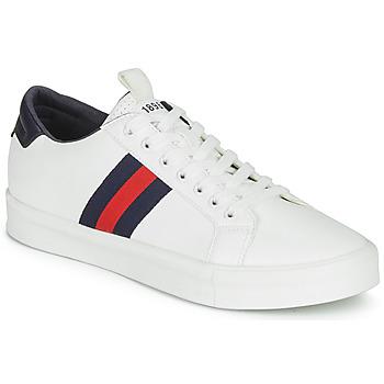 Sapatos Homem Sapatilhas André BRATON Branco