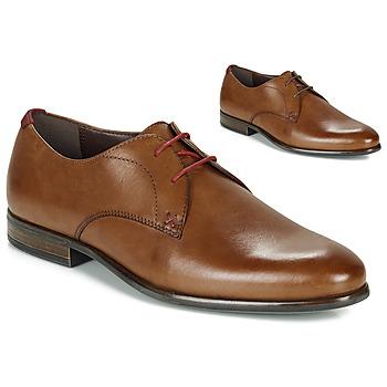 Sapatos Homem Sapatos André VEZA Conhaque