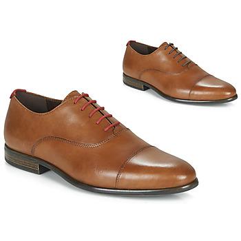 Sapatos Homem Richelieu André WILEXA Conhaque
