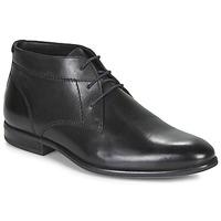 Sapatos Homem Botas baixas André NEZIA Preto