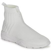 Sapatos Homem Sapatilhas de cano-alto André LUNAIRE Branco