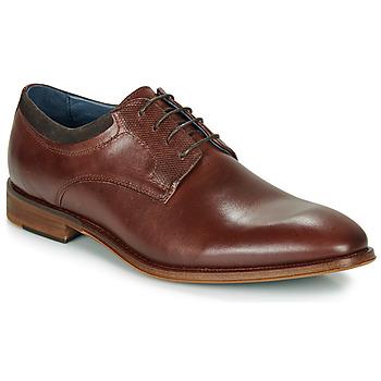 Sapatos Homem Sapatos André RUIBI Castanho
