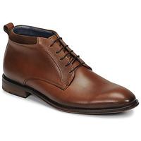 Sapatos Homem Botas baixas André MUBU Castanho