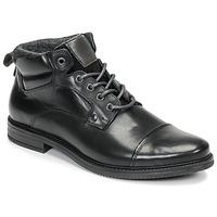 Sapatos Homem Botas baixas André VABON Preto