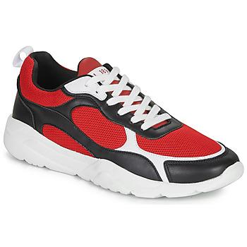 Sapatos Homem Sapatilhas André MARATHON Vermelho