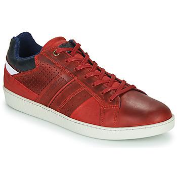 Sapatos Homem Sapatilhas André SNEAKSHOES Vermelho