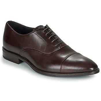 Sapatos Homem Richelieu André REPLI Castanho