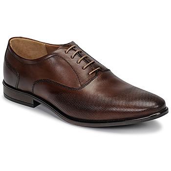 Sapatos Homem Richelieu André PERFORD Castanho