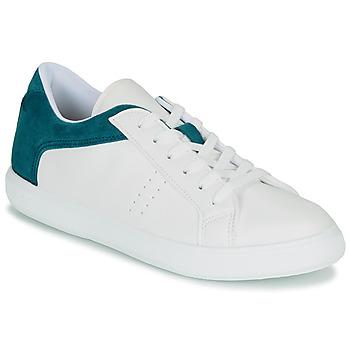 Sapatos Homem Sapatilhas André BIOTONIC Branco