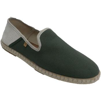 Sapatos Homem Slip on Calzamur Sapatos de homem de cânhamo  em beige