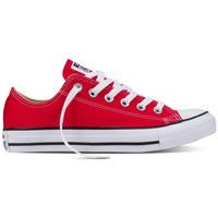 Sapatos Criança Sapatilhas Converse Chuck taylor all star ox Vermelho