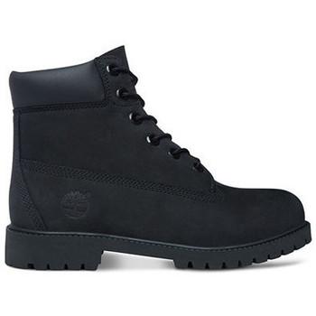 Sapatos Criança Botas baixas Timberland 6in prem wp Preto
