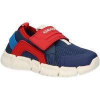 Sapatos Criança Multi-desportos Geox B922TD 01514 B FLEXYPER Azul