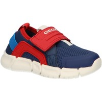 Sapatos Criança Multi-desportos Geox B922TD 01514 B FLEXYPER C0735 NAVY Azul