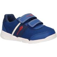 Sapatos Rapaz Multi-desportos Geox B92H8C 014BU B RUNNER Azul