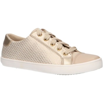 Sapatos Rapariga Sapatilhas Geox J924ND 0QDAJ J GISLI Beige