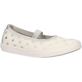Sapatos Rapariga Sapatos & Richelieu Geox J924NB 0SBNF J GISLI Blanco