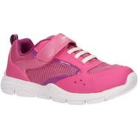 Sapatos Rapariga Multi-desportos Geox J928HA 054GN J NEW TORQUE Rosa