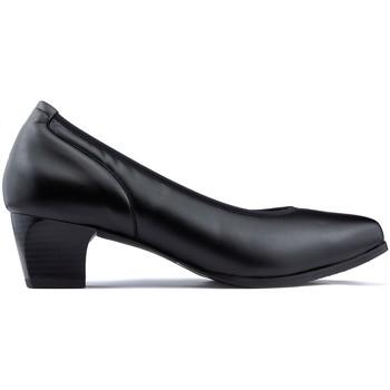 Sapatos Mulher Escarpim Clement Salus SALÃO DE SAPATOS SALGAR CONFORTÁVEL PRETO