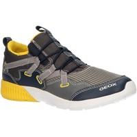 Sapatos Criança Multi-desportos Geox J926PA 014BU J SVETH Gris