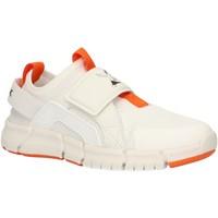 Sapatos Criança Multi-desportos Geox J929BD 014BU J FLEXYPER Blanco