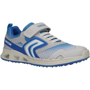 Sapatos Rapaz Multi-desportos Geox J929FA 01454 J DAKIN Gris