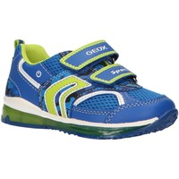Sapatos Criança Multi-desportos Geox B9284A 0BC14 B TODO C4344 ROYAL Azul