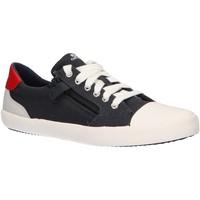 Sapatos Criança Sapatilhas Geox J925CA 01054 J GISLI Azul