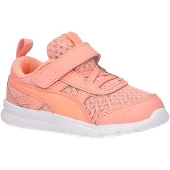 Sapatos Rapariga Multi-desportos Puma 190684 FLEX ESSENTIAL Rosa