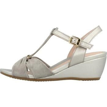 Sapatos Mulher Sandálias Stonefly SWEET II Cinza