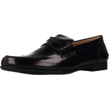 Sapatos Homem Mocassins Stonefly 104704 Azul