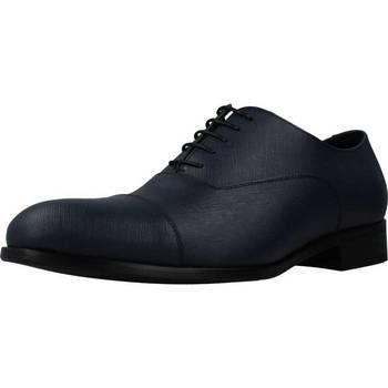 Sapatos Homem Richelieu Angel Infantes 50853 Azul