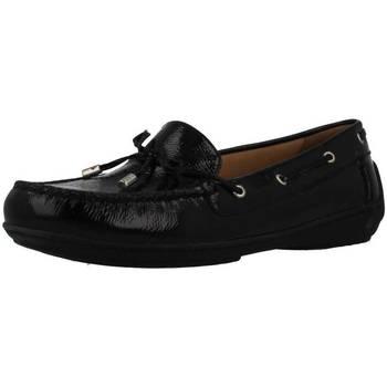 Sapatos Mulher Sapato de vela Geox D JAMILAH 2FIT Preto
