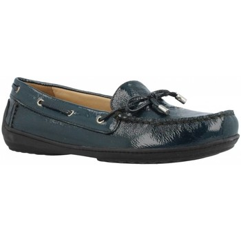Sapatos Mulher Sapato de vela Geox D JAMILAH Azul