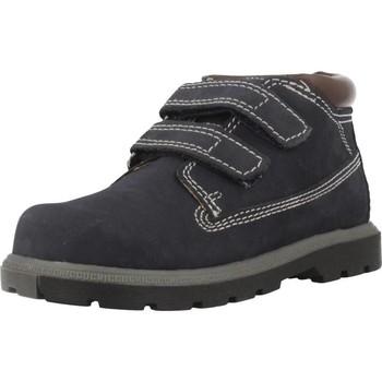 Sapatos Rapaz Botas baixas Chicco CARDAX Azul