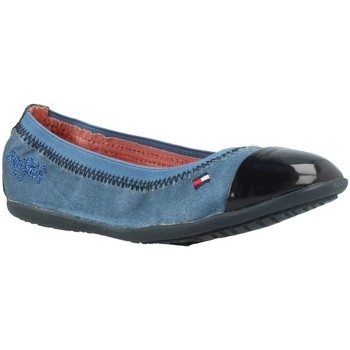 Sapatos Rapariga Sapatos & Richelieu Tommy Hilfiger DANA 2C Azul