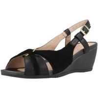 Sapatos Mulher Sandálias Stonefly SWEET II Preto