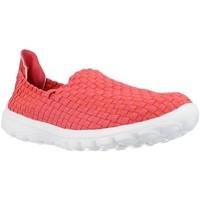 Sapatos Mulher Slip on Chika 10 CHESTER Vermelho