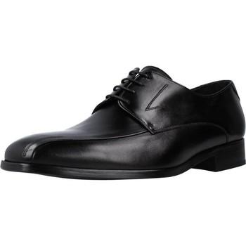 Sapatos Homem Sapatos Angel Infantes 60009 Preto