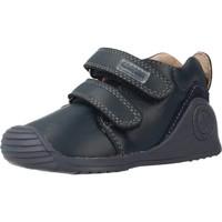 Sapatos Rapaz Botas baixas Biomecanics 161141 Azul