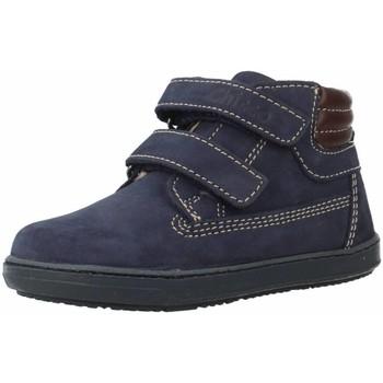 Sapatos Rapaz Botas baixas Chicco GALIS Azul