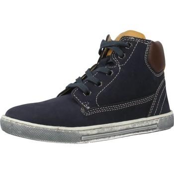 Sapatos Rapaz Sapatilhas de cano-alto Chicco CLOVER Azul