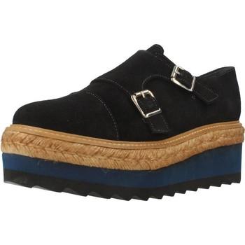 Sapatos Mulher Mocassins Mamalola 532J Preto