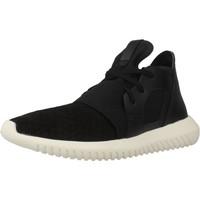 Sapatos Mulher Sapatilhas adidas Originals TUBULAR DEFIANT W Preto
